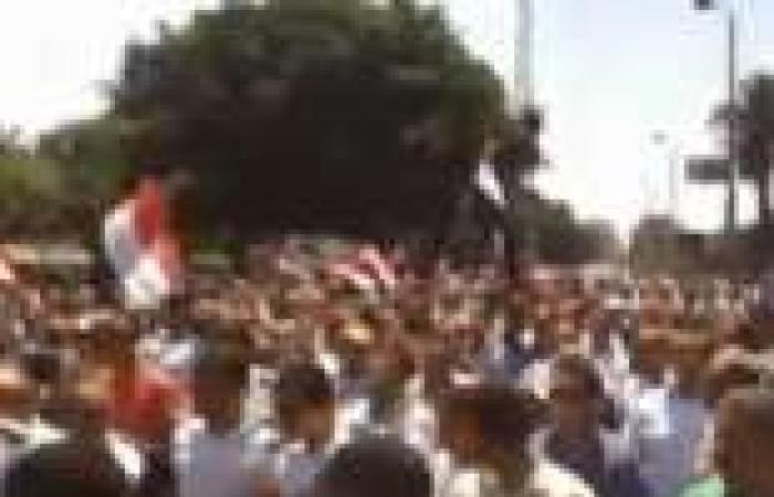 الضباط يدعون أهالي الإسكندرية للنزول خلال جنازة العميد محمد هاني