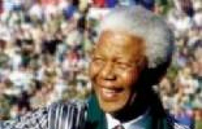 رئيس جنوب إفريقيا السابق واثق من شفاء مانديلا