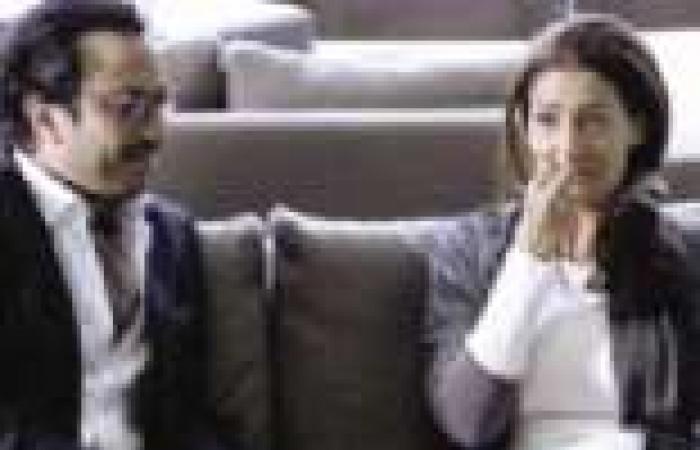 """الحلقة الرابعة من """"حكاية حياة"""": غادة عبدالرازق تنخرط في البكاء عند رؤية ابنها أدهم"""