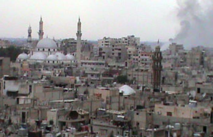 المرصد: مقتل 127 شخصا فى أنحاء متفرقة من سوريا أمس