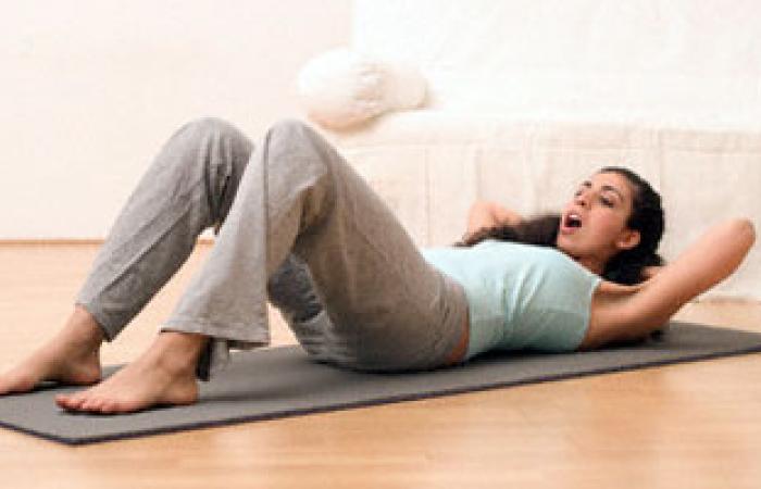 ممارسة التمارين خلال الحمل يحد من فرص اللجوء إلى الولادة القيصرية