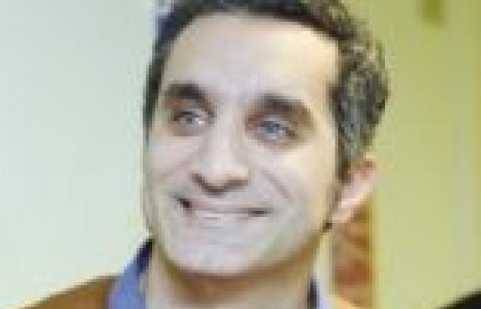 """باسم يوسف ينفي تصويره حلقة لبرنامج """"رامز عنخ أمون"""""""