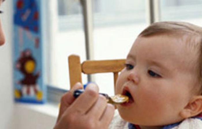 الفول السودانى والمسطردة والبيض تزيد الحساسية لدى الأطفال