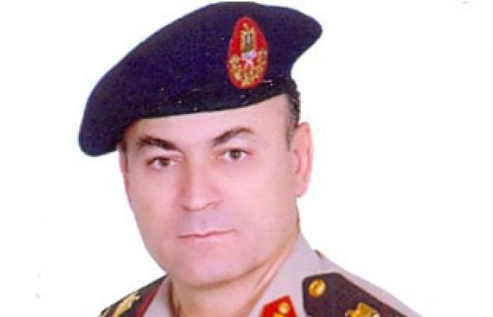 قائد الجيش الثالث يتناول الإفطار مع قوات التأمين بمنطقة عبيد