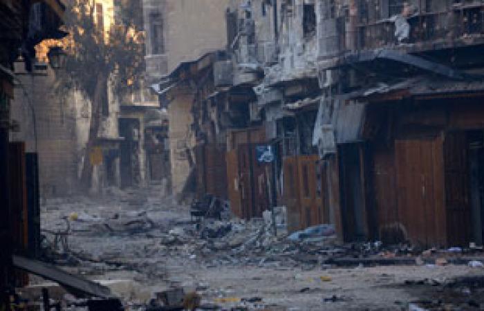 الجيش الحر يسيطر على خان العسل فى ريف حلب بشكل كامل