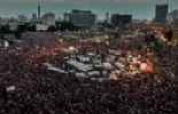 «مصر فى قلوبنا».. حملة إماراتية لدعم الأشقاء والتبرع لاستعادة الدولة