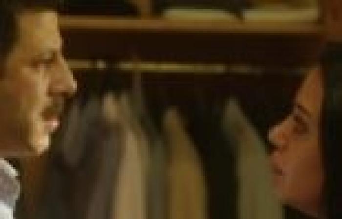"""الحلقة (12) من """"موجة حارة"""": استمرار التحقيق مع """"غزلان"""" و""""السواحلي"""" في مقتل هنية في المصعد"""