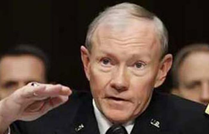 رئيس الأركان الأمريكى يحذر من عواقب التدخل العسكرى فى سوريا