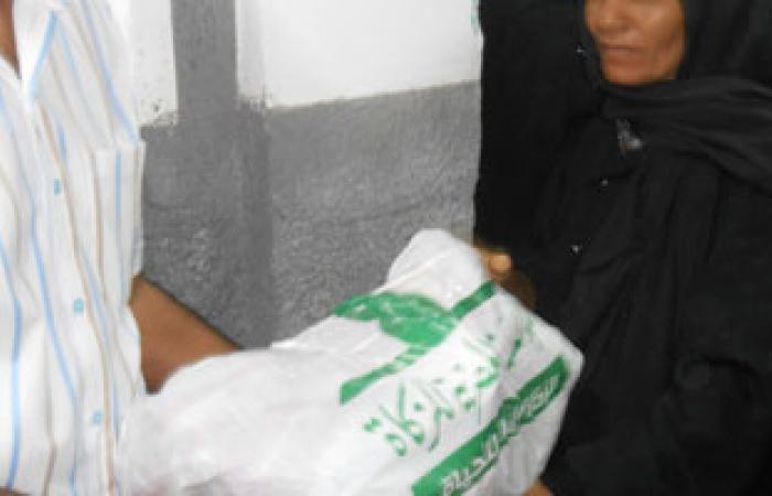 المؤسسة المصرية للزكاة توزع 6000 كرتونة رمضانية لفقراء أسوان