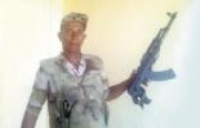 الحزن يخيم على «عزب النهضة» بعد تشييع جنازة شهيد القوات المسلحة بسيناء