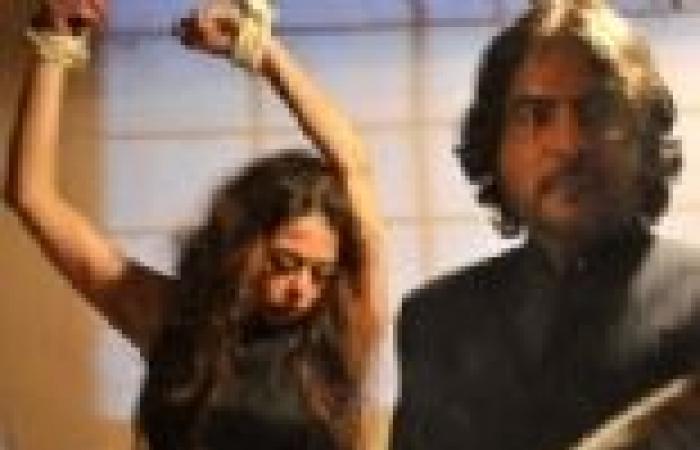 """الحلقة (15) من """"العقرب"""": جابر يخبر غرام أنه يحبها"""