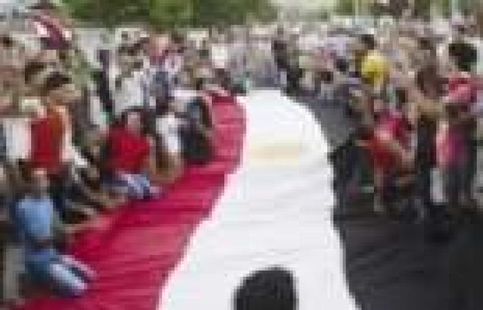 """""""مستقبلنا لحقوق الإنسان"""" بكفر الشيخ يدعم الجيش فى الحرب على الإرهاب"""