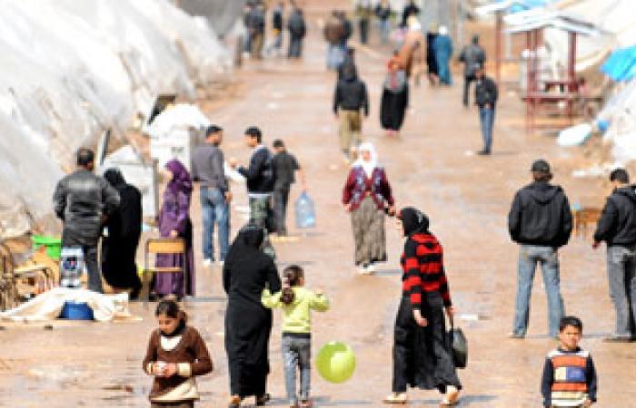وزير خارجية الأردن يبحث مع مفوض اللاجئين تداعيات الأزمة السورية