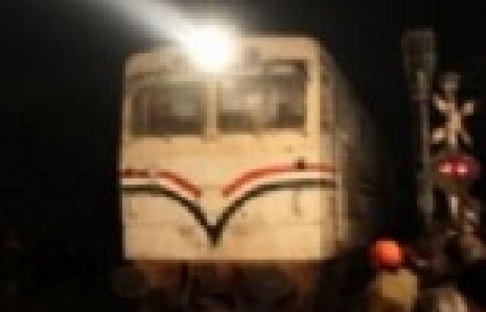 قطار 158 يواصل رحلته إلى الصعيد بعد إطفاء حريق في دورة المياه