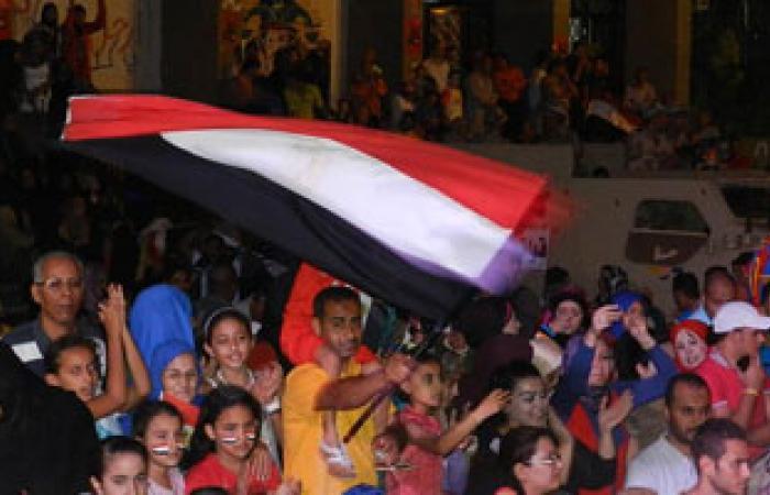 """""""30يونيو"""" بكفر الشيخ: 3 مسيرات ومنصة بقلين لتفويض """"السيسى"""""""