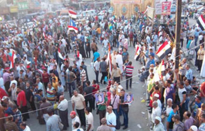 انتهاء مظاهرات السويس وإعادة فتح ميدان الأربعين