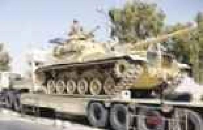 الشيخ زويد تحت حصار الإرهاب: تفجير مدرعة وإصابة 4 جنود في هجوم مسلح على عدة أكمنة