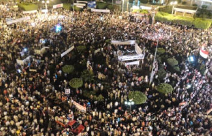 مليونية حاشدة بكفر الشيخ