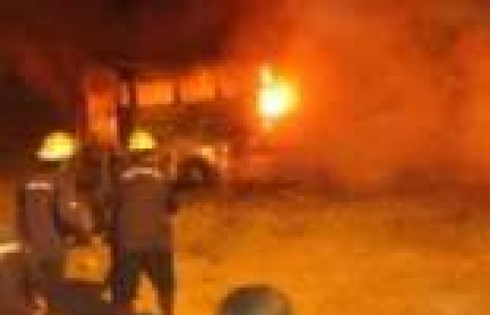 بالصور| إصابة 16 في اشتباكات بين مؤيدي ومعارضي الرئيس المعزول بمدينة الأقصر