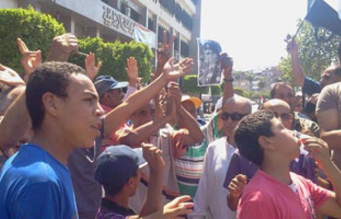 تيار الاستقلال بالإسماعيلية يطرح حملة السيسى رئيسا