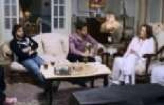 """الحلقة (16) من """"الشك"""": """"فايق غالب"""" يقتل والدة زوجته"""