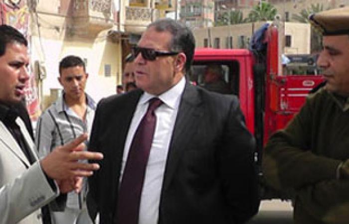 مدير أمن البحيرة يكرم ضباط وأفراد قسم شرطة كفر الدوار