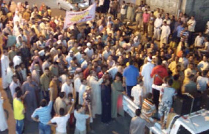 """شباب بالإسكندرية يعلنون حظر تجوال """"الإخوان"""" ويحذرون من رفع صور مرسى"""