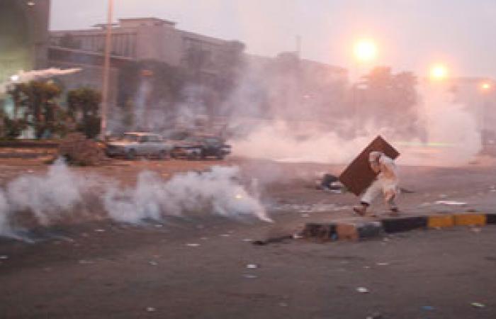 خروج 113 مصابا فى اشتباكات القائد إبراهيم من المستشفى الجامعى بالإسكندرية