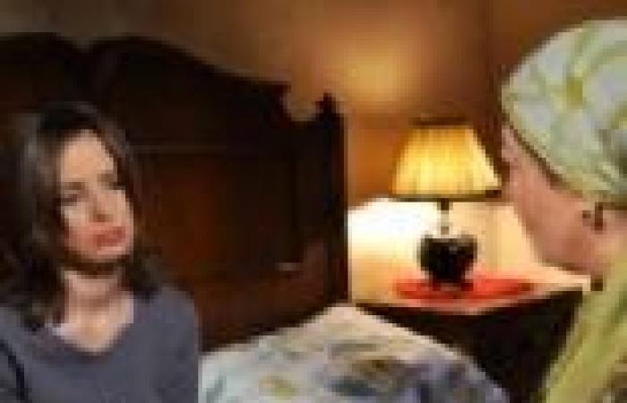 """الحلقة (15) من """"الركين"""": """"رينا"""" تبدأ في كشف """"سميح"""" أمام خطيبته """"إنجي"""""""