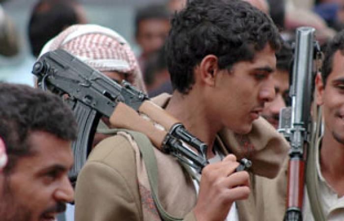 إصابة طفلة فى هجوم مسلح على مقر شرطى بصنعاء