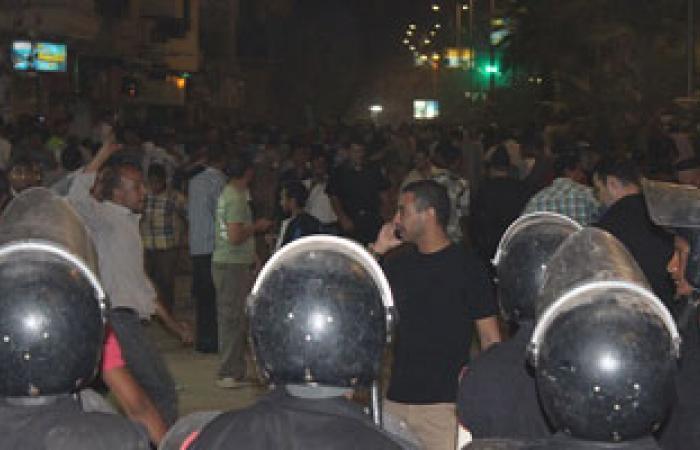 القبض على 6 من مثيرى الشغب فى اشتباكات بين أنصار مرسى وأهالى الأقصر