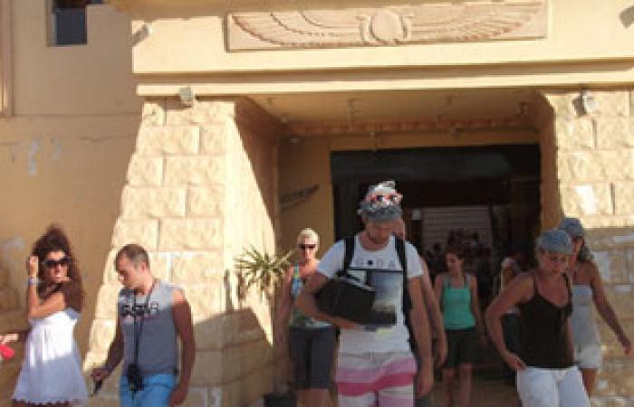 """""""تنشيط السياحة"""" بأسيوط تنظم قوافل سياحية لترويج معالم المحافظة"""