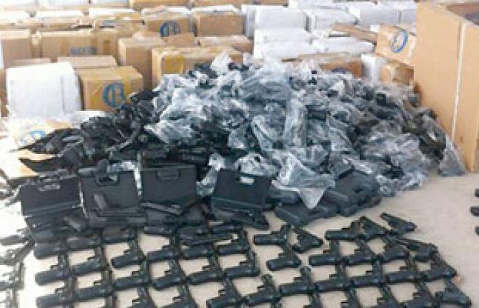 السعودية تحبط تهريب أسلحة وذخيرة ومخدرات على الحدود مع اليمن