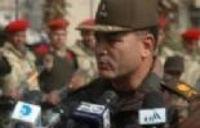 قائد الجيش الثالث يعلن إنشاء 3 كباري بحي الجناين في السويس