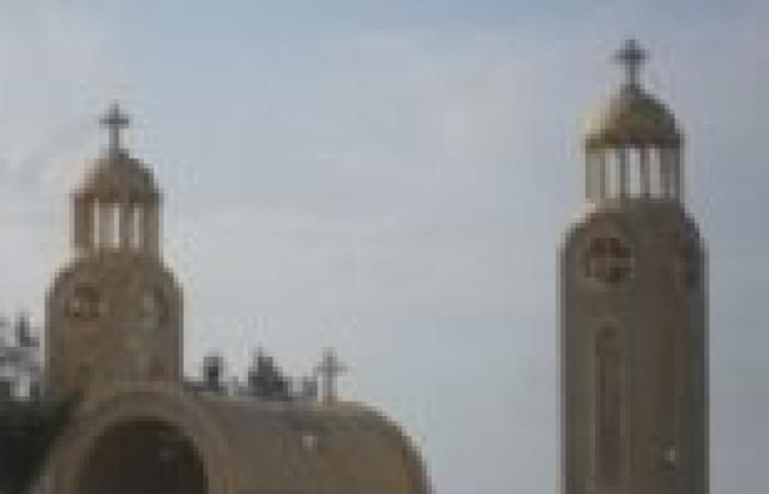 """""""الوطن"""" تكشف تفاصيل إطلاق الرصاص على كنيسة ماري جرجس ببورسعيد"""