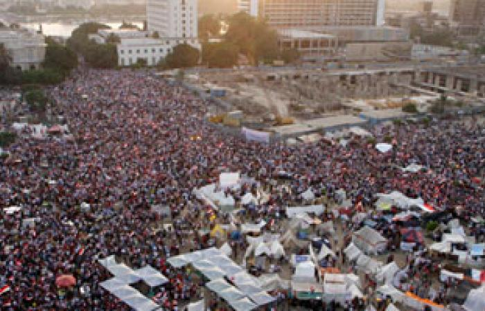 """""""جوجل"""": برنامج """"جوجل إيرث"""" لا يستطيع قياس أعداد المتظاهرين بمصر"""