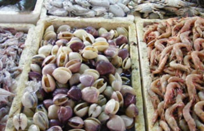 ارتفاع فى أسعار الأسماك بسبب زيادة الطلب مع اقتراب عيد الفطر