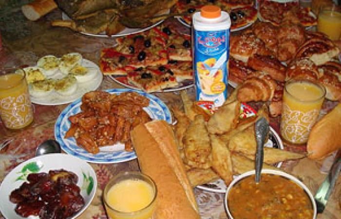 تنظيم الأكل فى نهاية رمضان يعيدك لعاداتك الغذائية بسلام