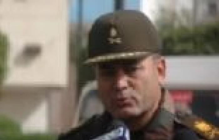 قائد الجيش الثالث الميداني: قناة السويس في أمان كامل