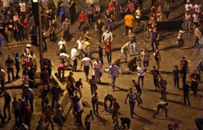 """شهود: الإخوانى عمرو زكى حرض أنصار مرسى على ضرب أهالى """"أبو حشيش"""""""