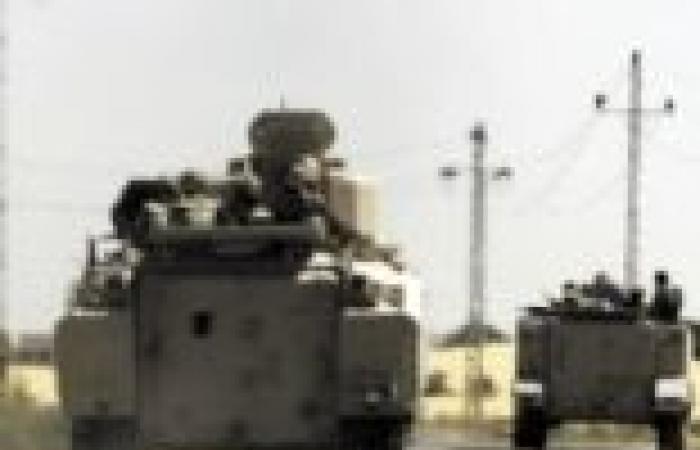 سيناء: الجيش يبدأ التطهير بعملية إنزال جوى.. وقوات الصاعقة تحاصر الإرهابيين وتعتقل 20 بينهم 5 من حماس