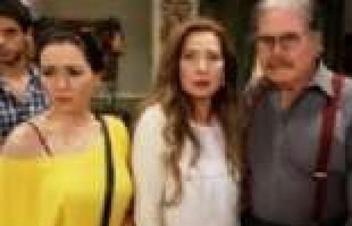 """الحلقة (19) من """"الشك"""": """"نوال"""" تكتشف أن زوجها """"فايق غالب"""" قتل والدتها"""
