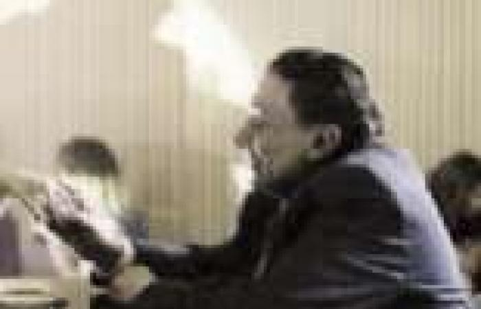 """الحلقة (19) من """"العراف"""": الحكم على عادل إمام بالحبس أربع سنوات"""
