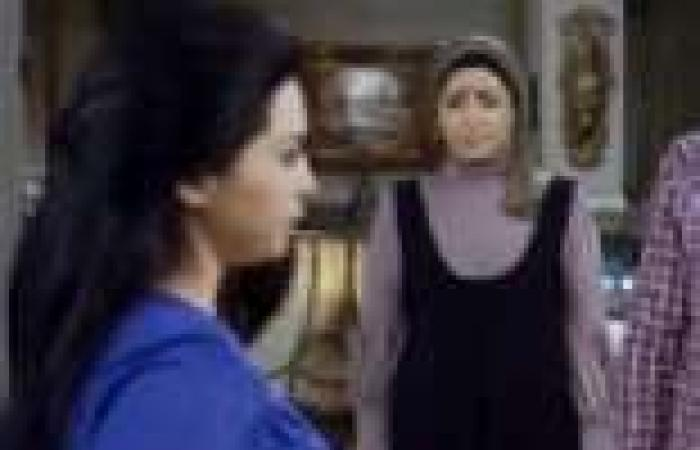 """الحلقة (20) من """"الشك"""": """"نبيل"""" يعتذر لزوجته """"سامية"""" عن شكه فيها وهي ترفض"""