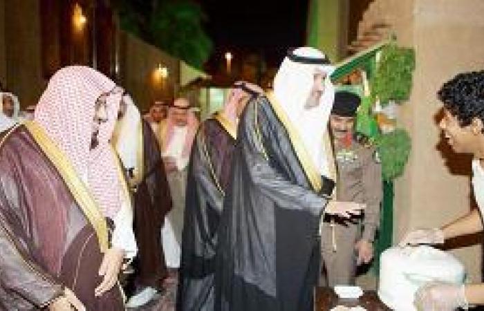الأمير فيصل بن سلمان يشهد حفل ختام الأندية الموسمية