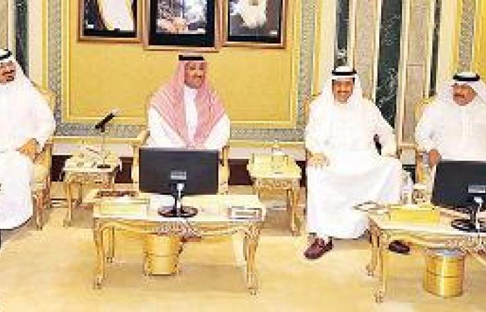 فيصل بن سلمان يشهد انطلاق مشروع الحي التراثي