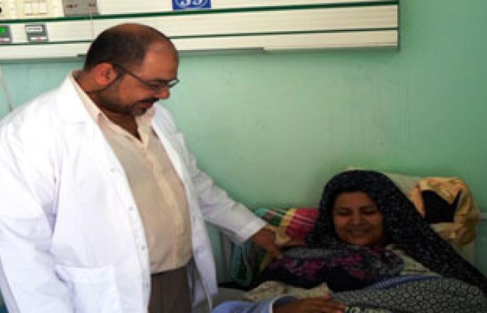 """غداً.. ثوار الإسكندرية ينظمون """"سلاسل بشرية"""" أمام مستشفى الميرى"""