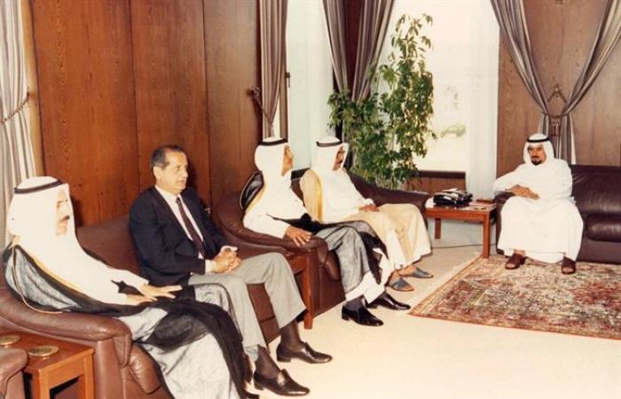 الكويت ودّعت سليمان المطوع