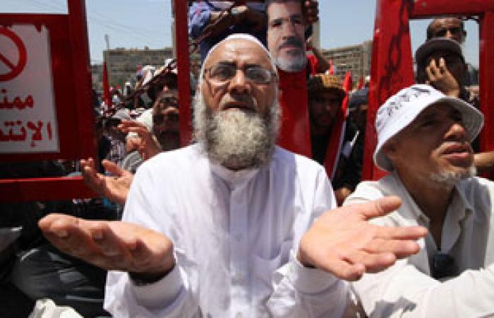 مقتل شخص وإصابة 15 فى اشتباكات بين مؤيدى ومعارضى مرسى بالتل الكبير