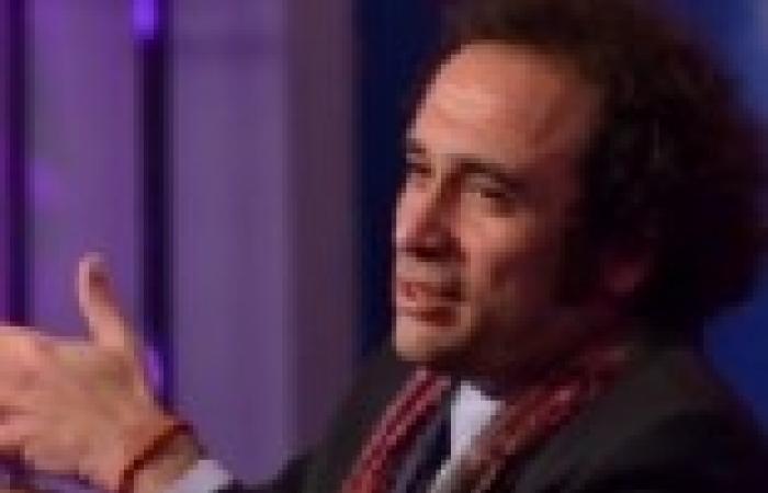 """""""حمزاوي"""": بسمة قامت بالسلامة وربنا رزقنا بـ""""نادية"""""""
